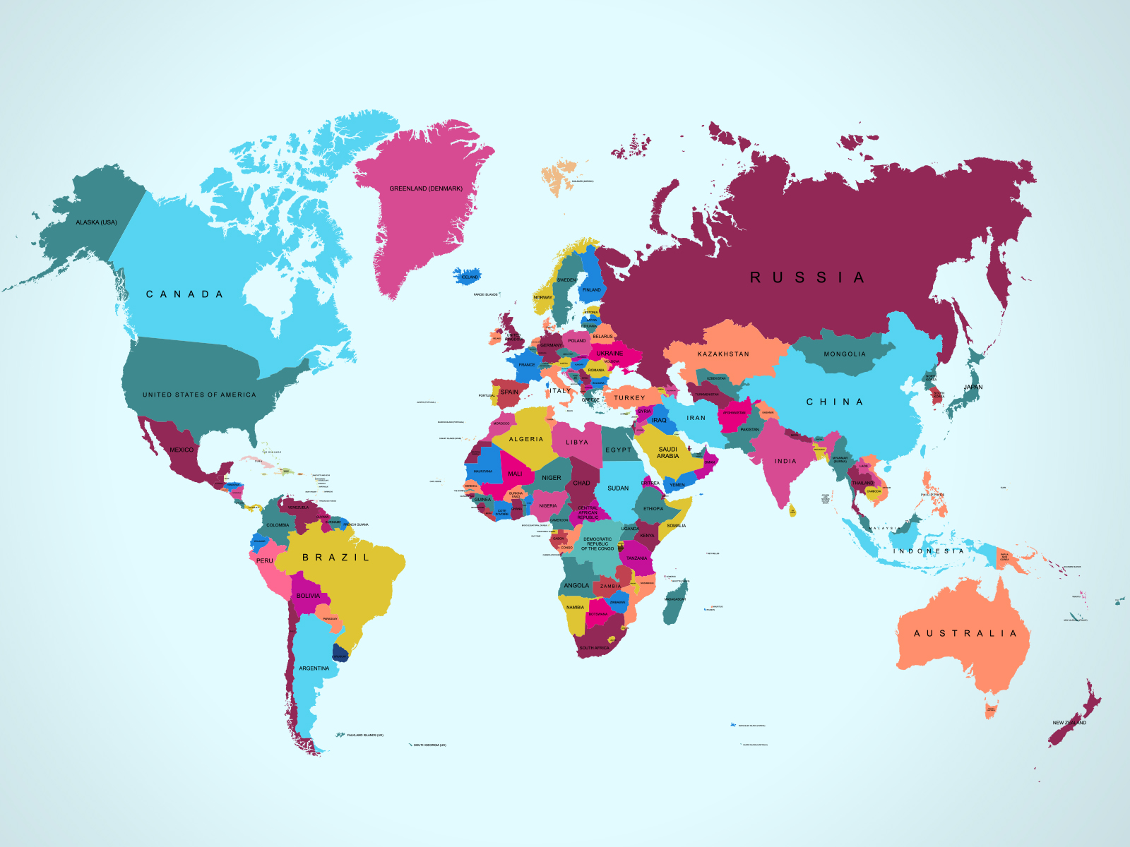 World-Map-Powerpoint-Themes